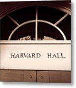 Harvard Hall #2 Metal Print