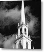 Harvard Memorial Church Steeple Metal Print