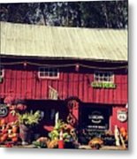 Harvest Time Metal Print