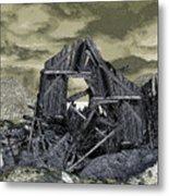 Haselbachs Metal Print