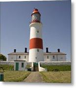 Haunted Lighthouse. Metal Print