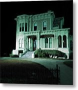 Haunted Merit Metal Print