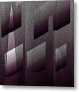 Haus Aus Beton Metal Print