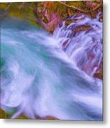 Torrent Waterfall 2 Metal Print