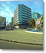 Havana-44 Metal Print