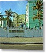 Havana-48 Metal Print