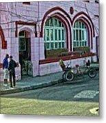 Havana-52 Metal Print