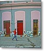 Havana-54 Metal Print
