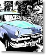 Havana Blues Metal Print