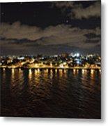 Havana Nights Metal Print
