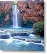Havasu Falls - Grand Canyon Metal Print