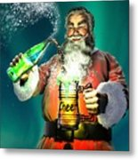 Have A Cup Of Cheer Metal Print