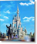 Have A Magical Day Metal Print