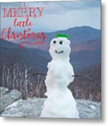 Have A Very Merry Christmas Metal Print