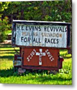 Have Miracle - Will Travel 2 Metal Print
