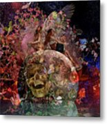 Have Your Tickets Out And Ready Betsy C Knapp Metal Print