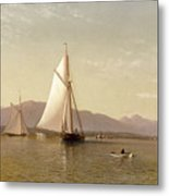 Haverstraw Bay Metal Print