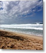 Hawaii Northshore Metal Print