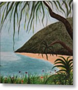 Hawaii Series Metal Print