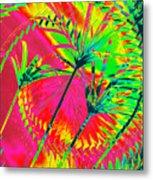 Hawaii Three O Metal Print