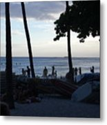 Hawaiian Afternoon Metal Print