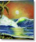 Hawaiian Moon #399 Metal Print