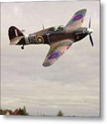 Hawker Hurricane -2 Metal Print