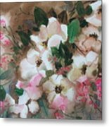 Hawthorne Beauties Metal Print
