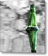 Head Above Water Metal Print