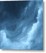 Head For Cover Metal Print