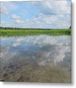 Headwaters Of The Mississippi Metal Print