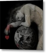 Heal The World  Metal Print