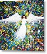 Healing Angel 1 Metal Print