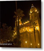 Hearst California Metal Print