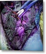 Heart Attack Metal Print