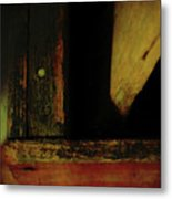 Heart Of Darkness And Light Metal Print