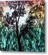 Heart Of The Rain Forest Metal Print