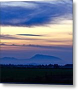 Heart Of The Valley Metal Print