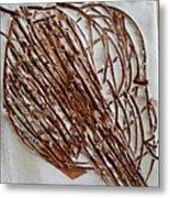 Heartfelt - Tile Metal Print