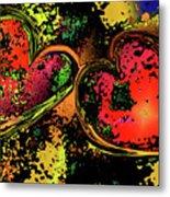 Hearts Adrift Metal Print