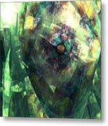 Hearts In Bloom 2 Metal Print