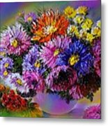 Heavenly  Blossom Metal Print
