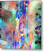 Heavenly Cosmos Series 1993.033014invert Metal Print