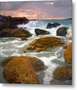 Heavenly Dawning Metal Print