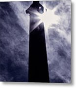 Heavenly Eclipse Metal Print