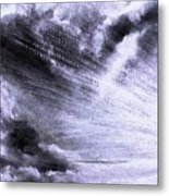 Heavenly Light Metal Print