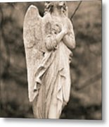 Heavenly Love Metal Print