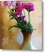 Heavenly Pinks Metal Print