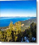 Heavenly South Lake Tahoe View 1 - Right Panel Metal Print