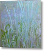Heaven's Cattails #1 Metal Print